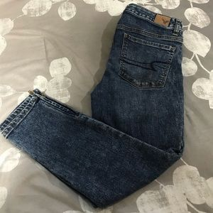 American Eagle Cropped Jegging Jean